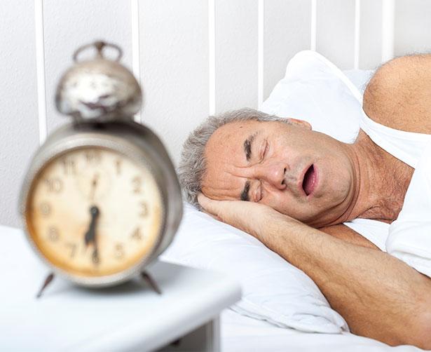 Snoring causes