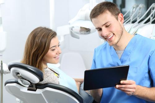 Teeth Bonding Procedure