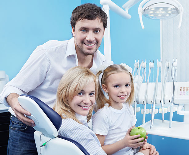 Family cosmetic dental