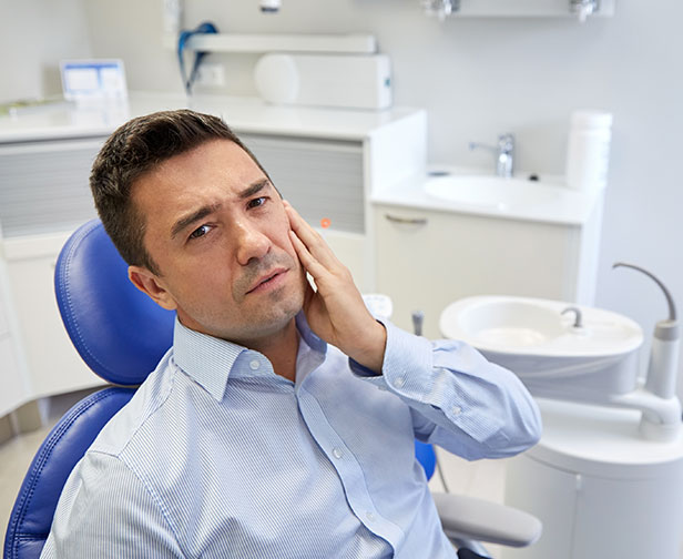 tmj treatment of tooth pain