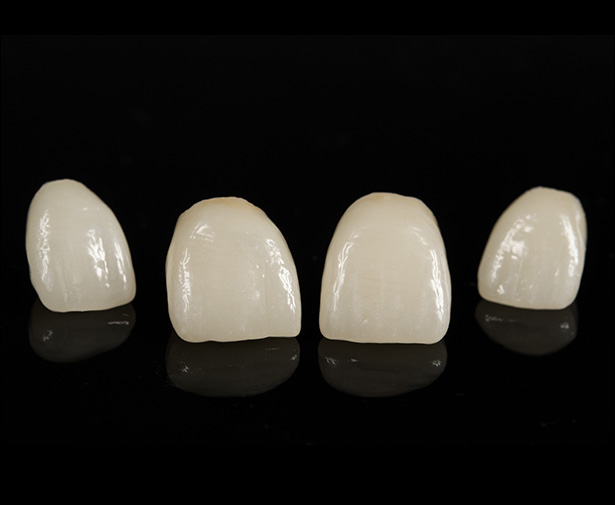 tooth crowns