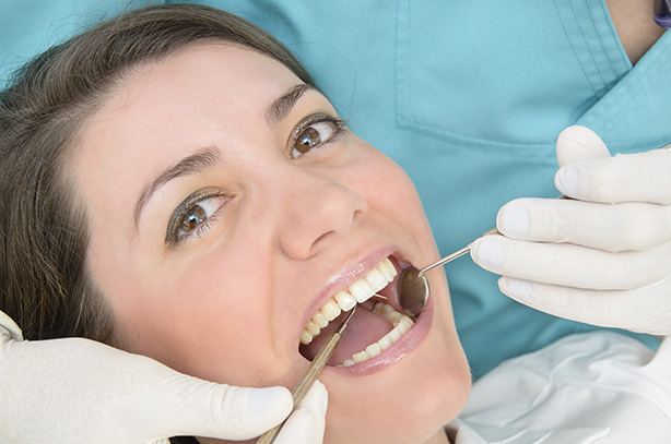 Cosmetic dentist barrie
